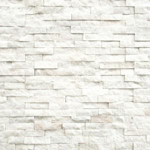 Parement mural Blanc